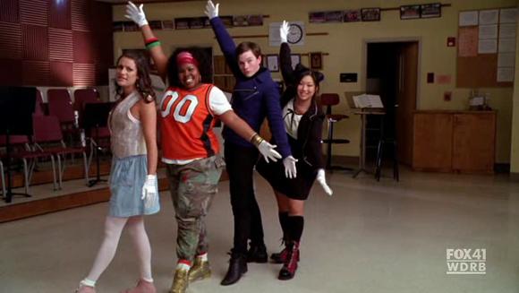 Glee - 1x01