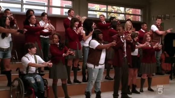 Glee - 1x11