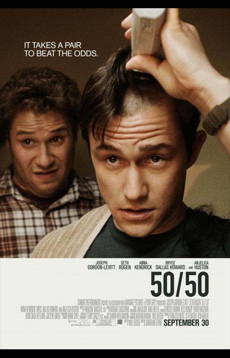 50/50 (14 Juillet 2013)