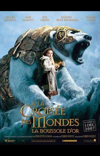 A la Croisee des Mondes [1] – La Boussole d'Or (28 Février 2010)