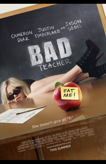 Bad Teacher (2 Mars 2013)