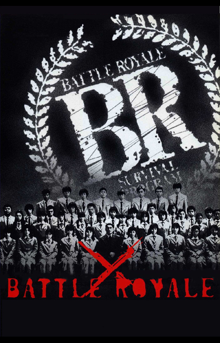 Battle Royale (29 Août 2011)