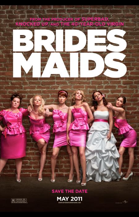 Bridesmaids (24 Juillet 2011)