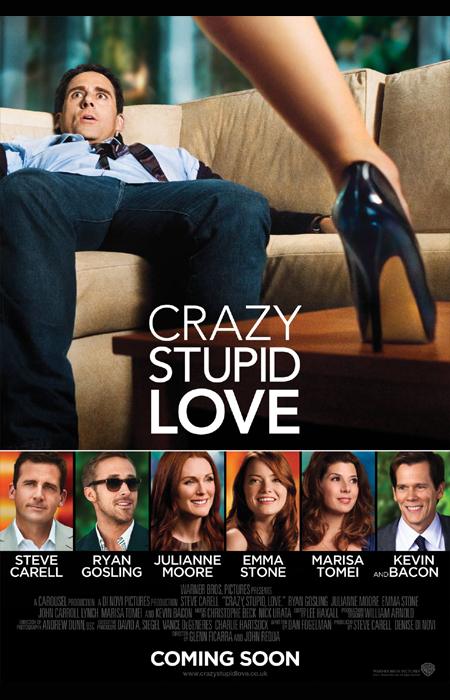 Crazy, Stupid, Love (13 Juillet 2013)