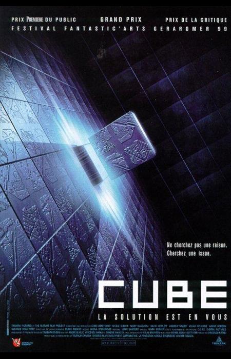 Cube (20 Décembre 2010)