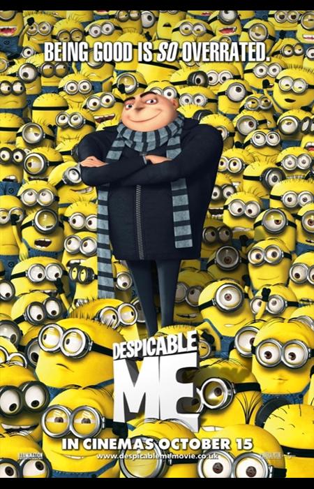 Despicable Me [1] (27 Février 2011)
