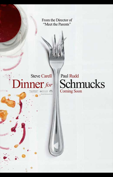 Dinner for Schmucks (6 Mars 2011)