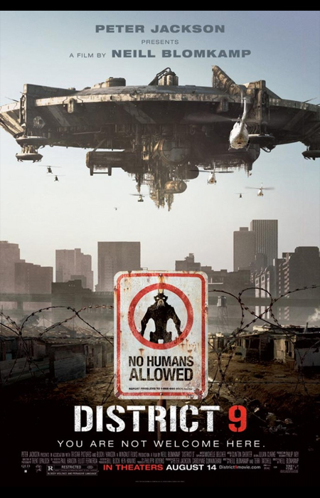 District 9 (8 Août 2010)