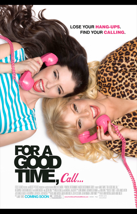 For a Good Time, Call… (13 Janvier 2013)