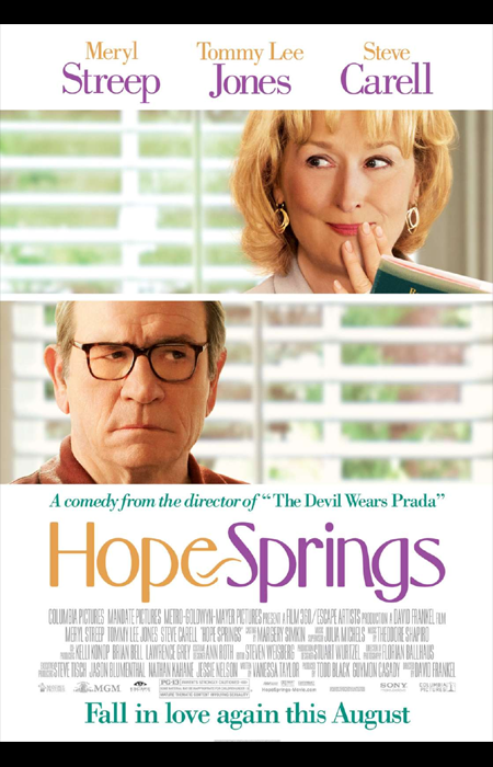 Hope Springs (13 Juillet 2013)