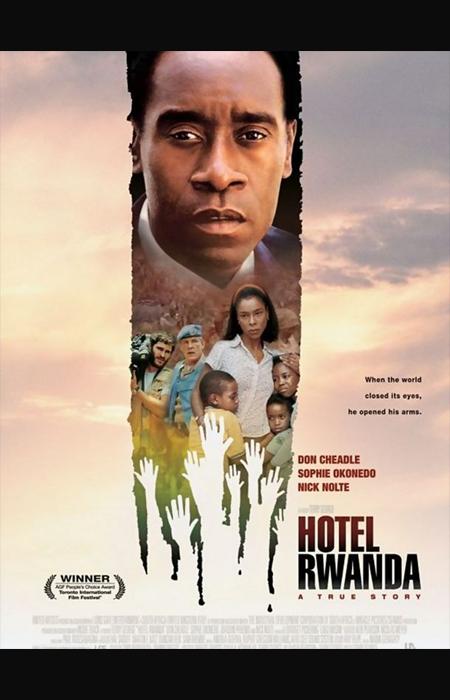 Hotel Rwanda (28 Janvier 2013)