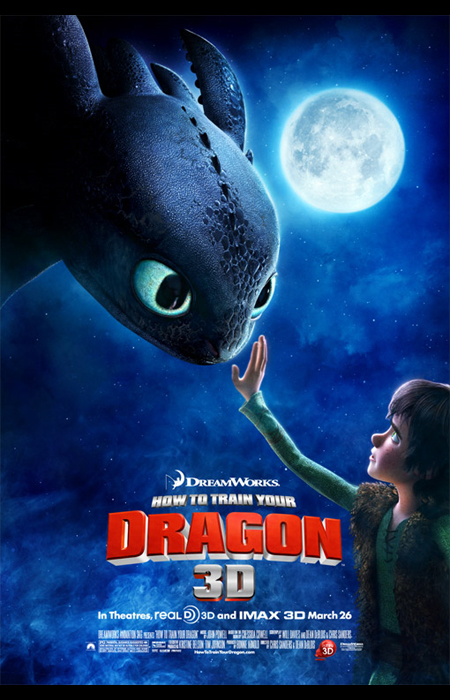 How to train your Dragon [1] (12 Décembre 2010)
