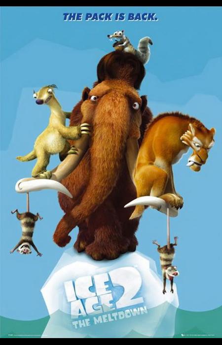 Ice Age [2] (17 Mars 2012)