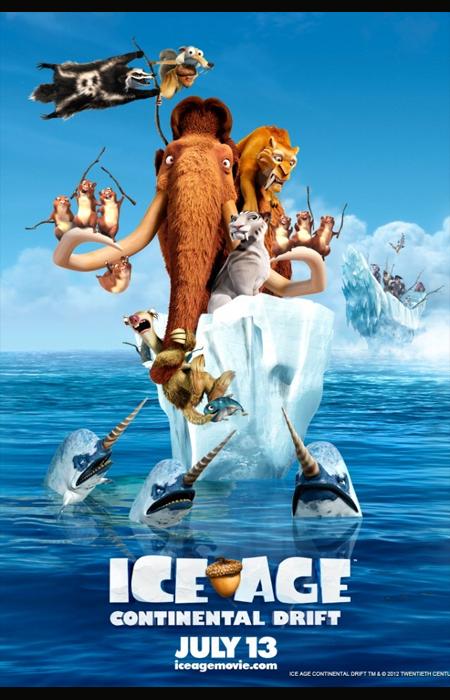 Ice Age [4] (25 Mars 2013)