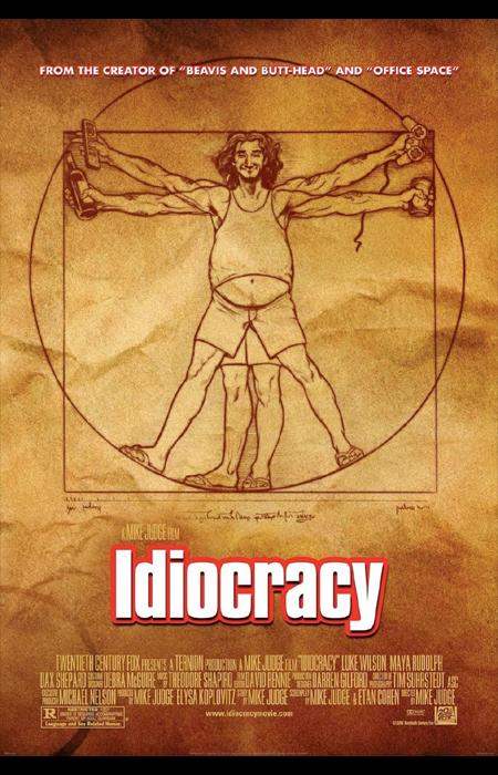 Idiocracy (18 Août 2011)