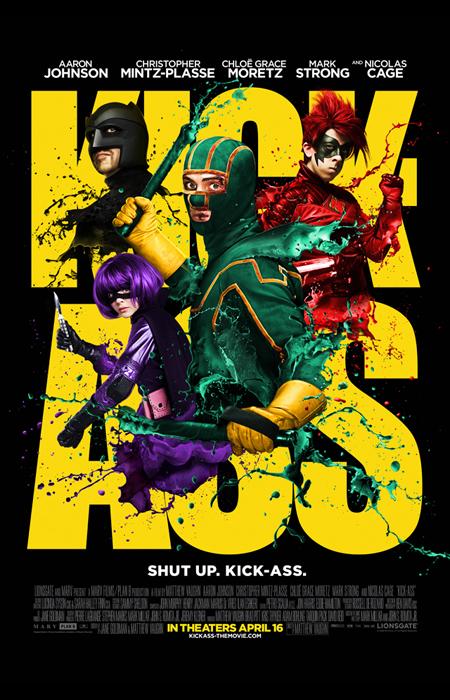 Kick-Ass [1] (28 Février 2011)