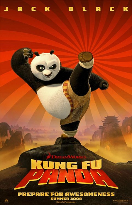 Kung Fu Panda [1] (17 Juillet 2013)