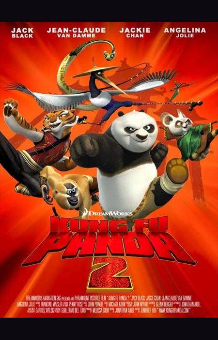 Kung Fu Panda [2] (18 Juillet 2013)