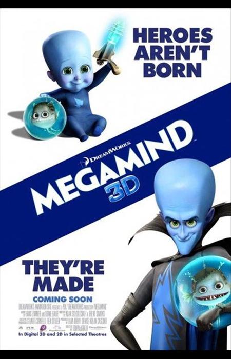 Megamind (6 Mars 2011)
