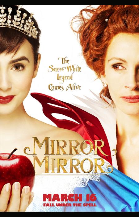 Mirror Mirror (23 Mars 2013)