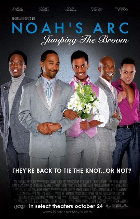 Noah's Arc – Jumping the Broom (18 Juillet 2011)