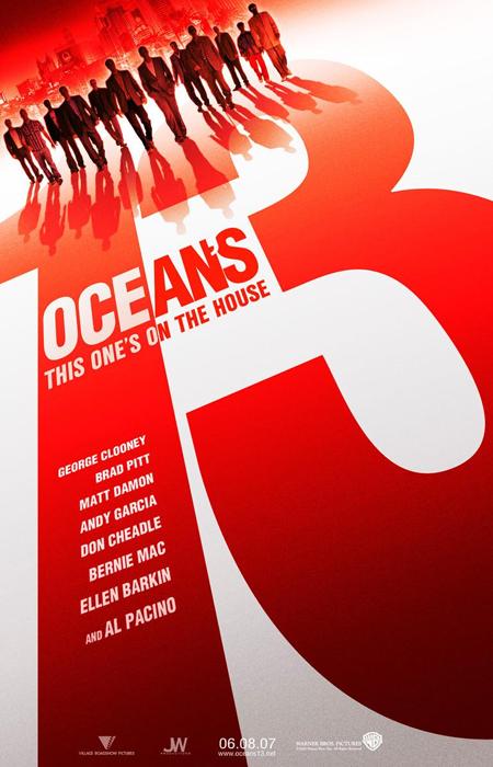 Ocean's 13 (30 Mars 2013)