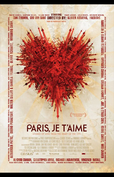 Paris, je t'aime (30 Mai 2010)