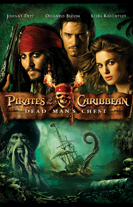 Pirates of the Caribbean [2] – Dead Man's Chest (5 Mars 2013)
