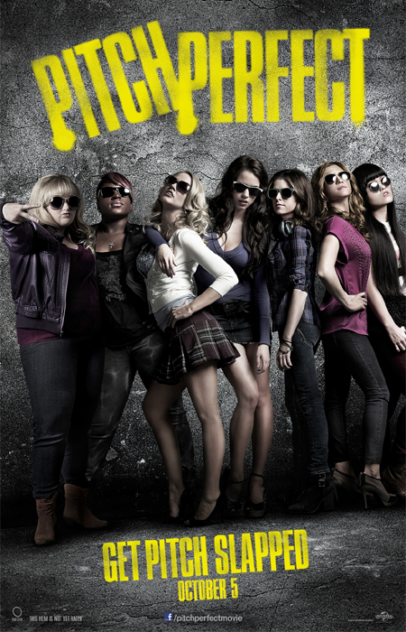 Pitch Perfect [1] (10 Juillet 2013)