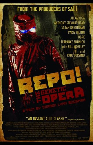 Repo! The Genetic Opera (10 Janvier 2010)