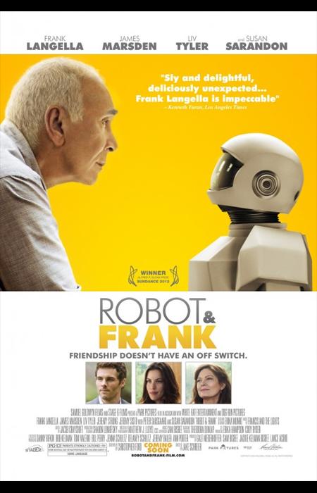 Robot & Frank (7 Mars 2013)