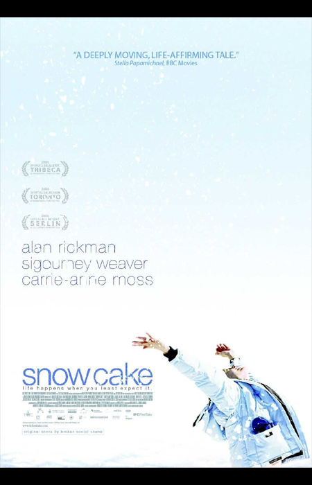 Snow Cake (20 Mai 2010)