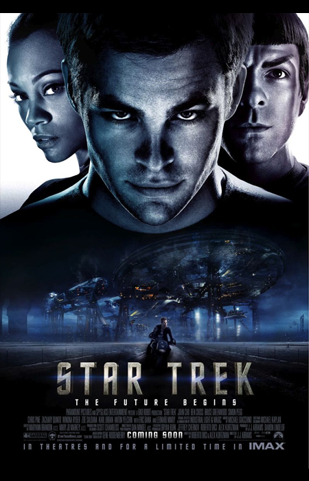 Star Trek [1] – The Future Begins (18 Février 2013)