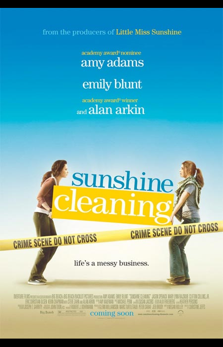 Sunshine Cleaning (17 Janvier 2010)
