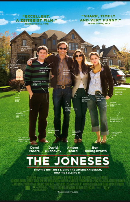 The Joneses (5 Septembre 2010)