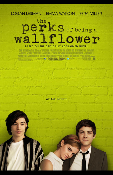 The Perks of Being a Wallflower (14 Mars 2013)