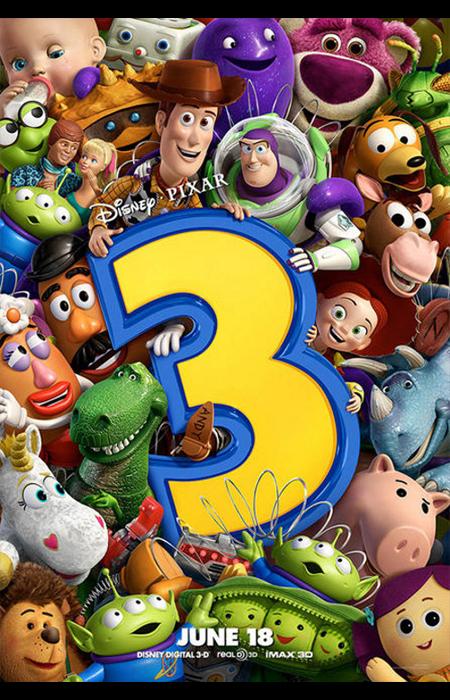 Toy Story [3] (22 Décembre 2010)