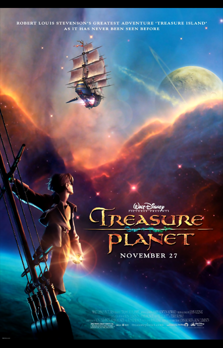 TreasurePlanet