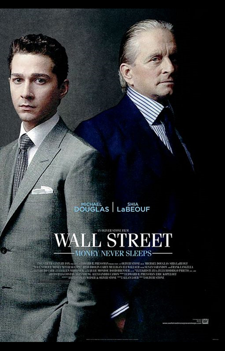 Wall Street – Money Never Sleeps (12 Décembre 2010)