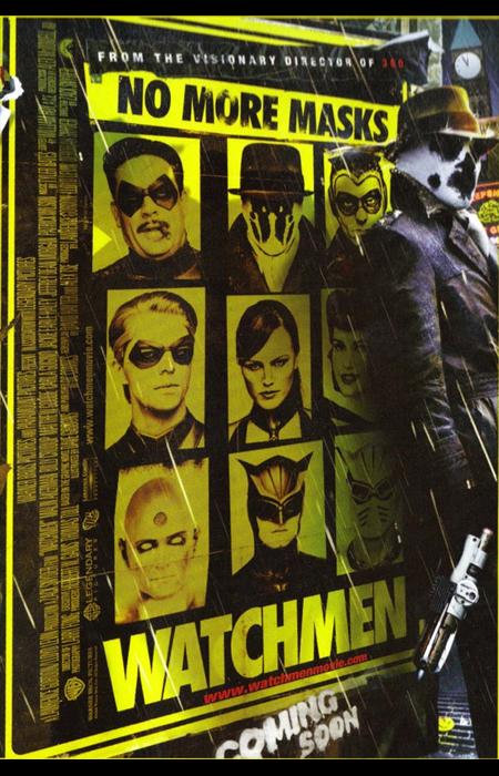 Watchmen (6 Mai 2010)