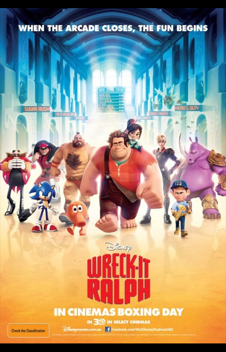 Wreck-It Ralph (11 Juillet 2013)