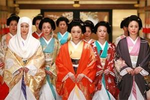 Ooku, va yavoir du kimono...