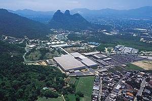 Le Projac, l'usine à rêve de Rede Globo