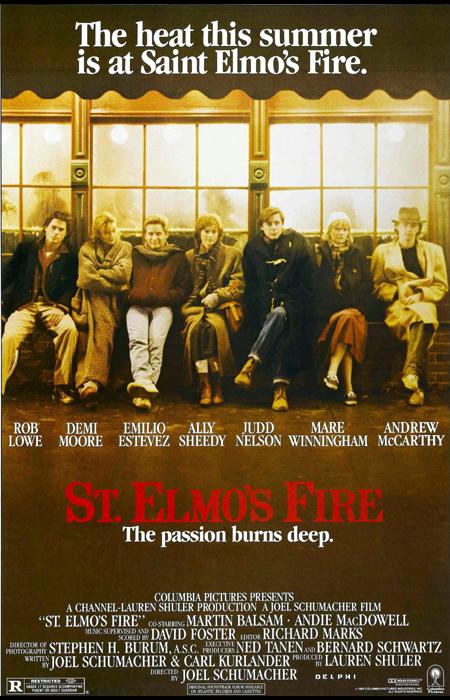 St. Elmo's Fire (27 Février 2010)