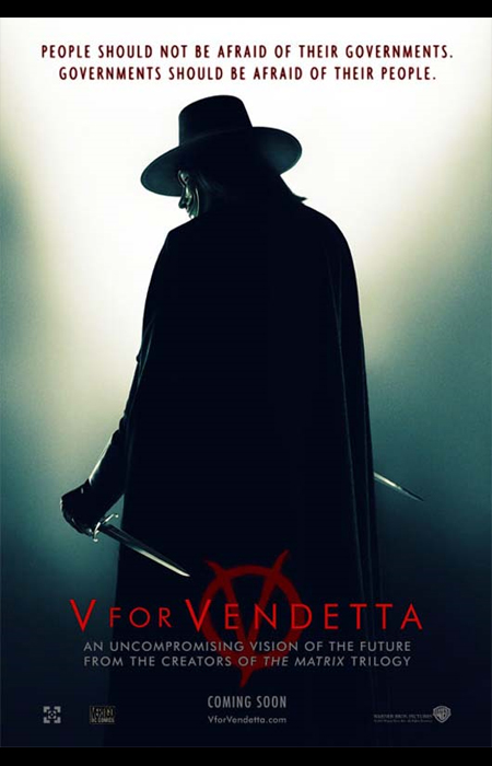 V For Vendetta (3 Janvier 2010)