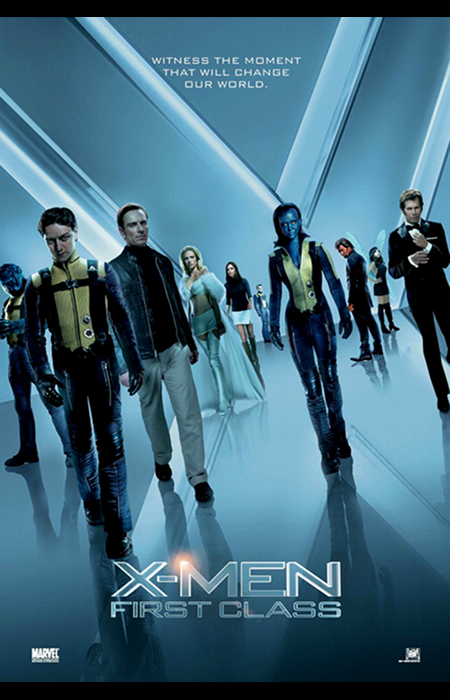 X-Men [4] First Class (30 Octobre 2012)