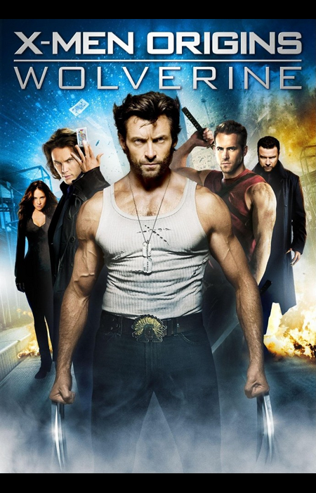 X-Men Origins: Wolverine (29 Octobre 2012)