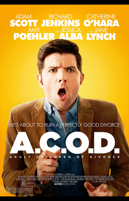 A.C.O.D. -Adult Children of Divorce- (9 Janvier 2014)