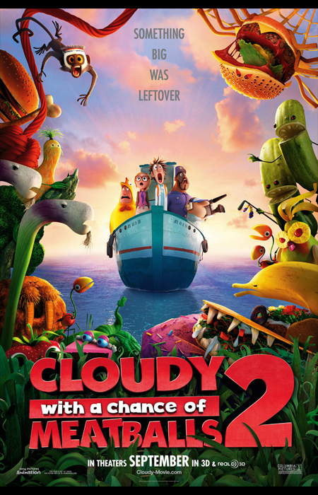 Cloudy with a Chance of Meatballs [2] (27 Janvier 2014)
