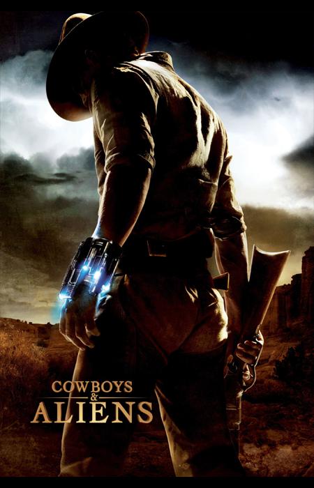 Cowboys & Aliens (11 Janvier 2014)
